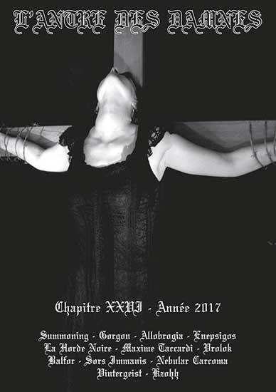 Antre des Damnés Chapter XXVI