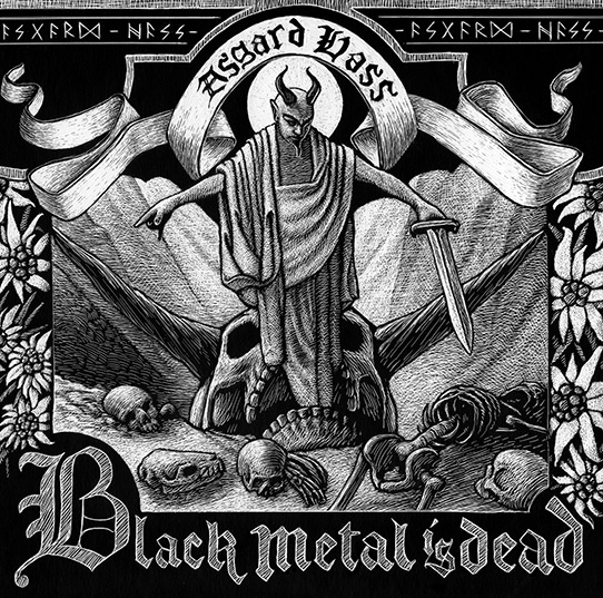 Black metal is dead compilation