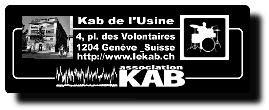 Le Kab de l'Usine