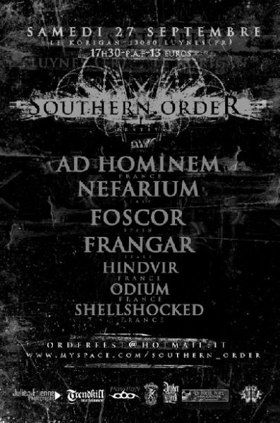 Southern Order fest