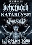 Behemoth - Lyon 14.10.07