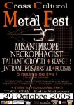 Cross cultural metal fest 29.10.05