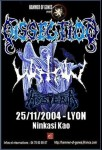 Dissection-Watain-Hysteria 25-11-04 Lyon