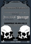 HARAKIRI FOR THE SKY + DARKMOON + STORTREGN - Berne, 26 septembre 2015