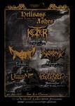 KETZER + TRIBULATION + ALCHEMYST + VENENUM + PERVERSIFIER, 29 mars 2013