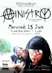 Ministry - 25 juin
