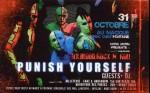 Punish Yourself 31.10 Grenoble