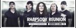 Rhapsody Reunion - Brise-Glace, Annecy 26/04/2017