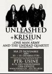Unleashed - 25.11.08 Genève