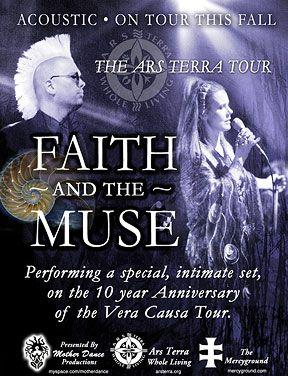 Tournée Faith and the Muse 2007
