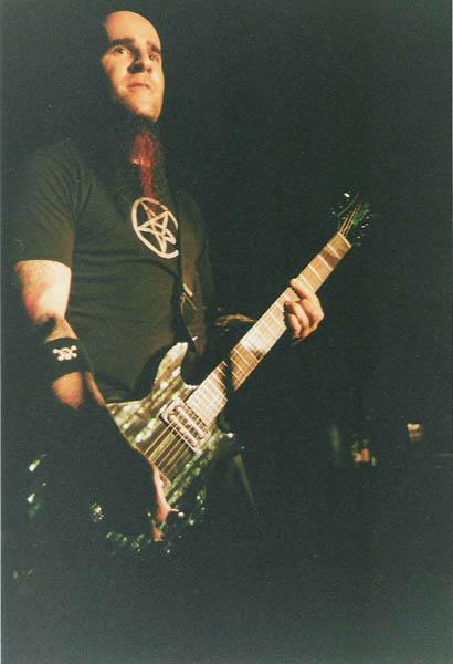 Anthrax - Transbordeur, Lyon, 09/06/2004