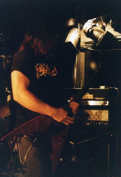 Exodus - Abart Club, Zürich, 08/06/2004