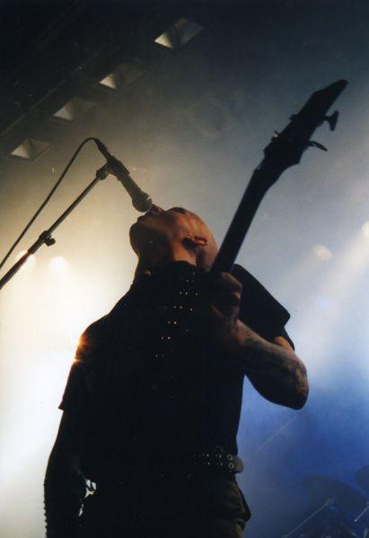 Impaled Nazarene - L'Usine, Genève, 06/04/2004