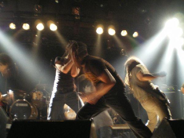 Kehlvin + Rorcal - La Chaux de Fonds (CH), 15 février 2008