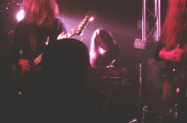 Negura Bunget - Lyon's Hall, 17/12/2006