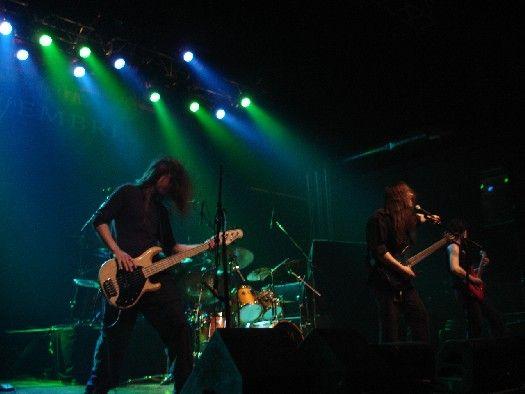 Novembre - Z7, Pratteln, 10/05/2006