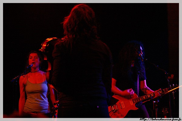 Silver Mount Zion - Genève, 22/04/2008