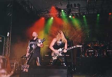Slayer - Metal Days, Z7, Pratteln, 02/08/2003