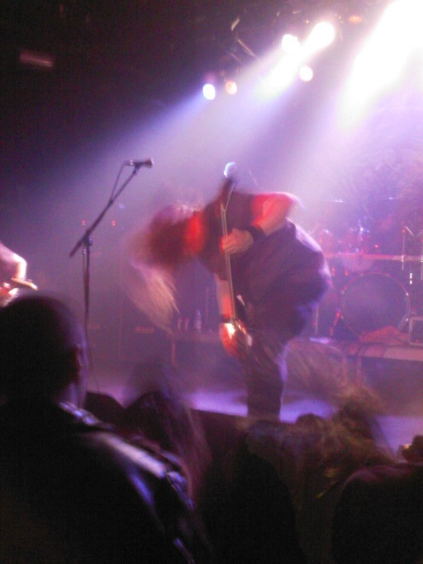 Unleashed - Genève 25/11/2008
