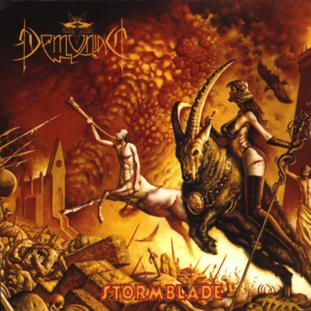 Demoniac - Stormblade