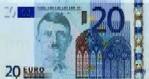 20 Euros Hitler