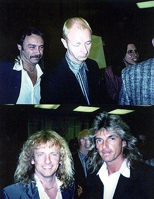 Judas Priest lors du procès