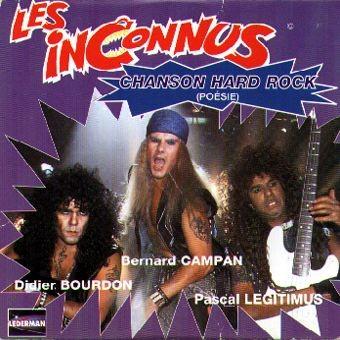 Les Inconnus - Poésie - 1990