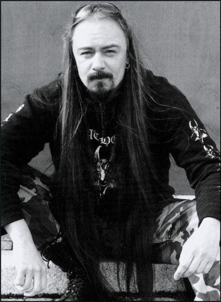 Quorthon (1969 - 2004), fondateur de Bathory