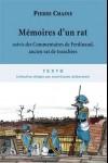 Mémoires d'un Rat, Pierre Chaine, 1917