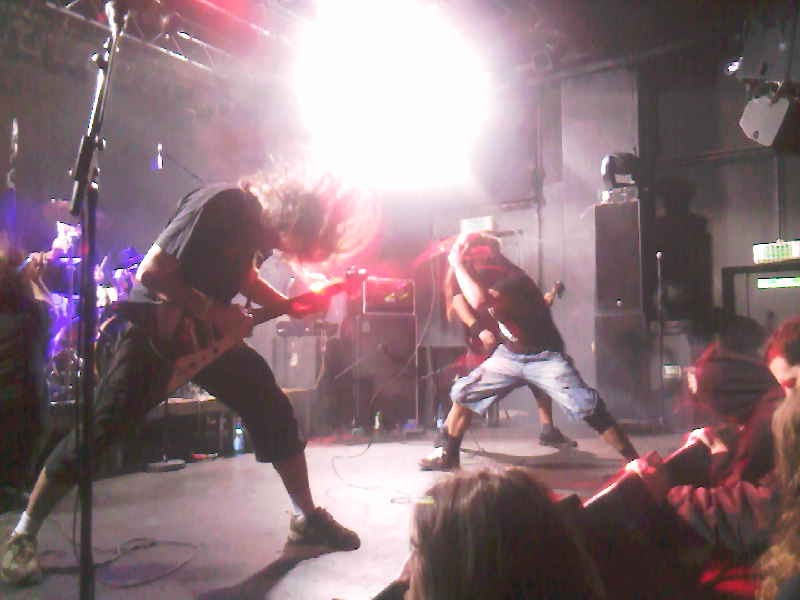 Infest, Brutal Grind Assault 5