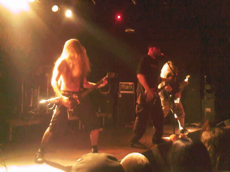 Ingrowing, Brutal Grind Assault Fest 5