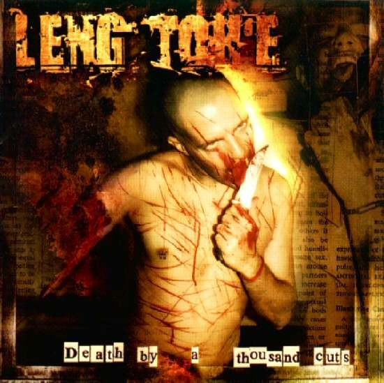 LENG TCH'E-Death By A Thousand Cuts