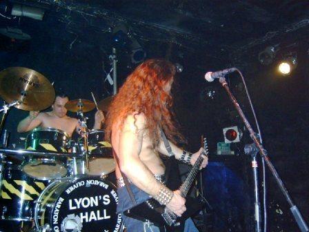 Adultery - Lyon's Hall, 24/04/2007