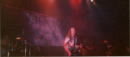 Alastis - L'Usine à Gaz, Nyon, 25/06/2004