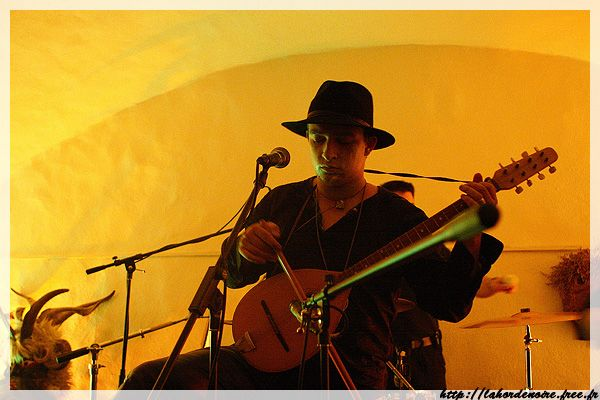 Alpin Folk festival - Svarrogh