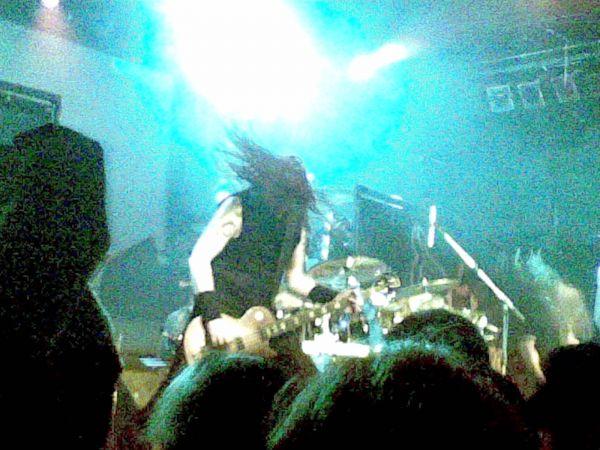 Amon Amarth - Paris, 04/10/2007