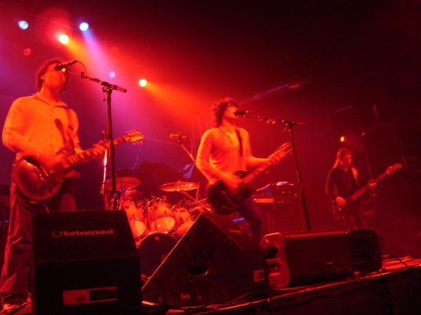 Anathema - Z7, Pratteln, 22/04/2005