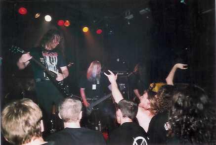 Ancient Rites - CCO, Villeurbanne, 02/05/2003