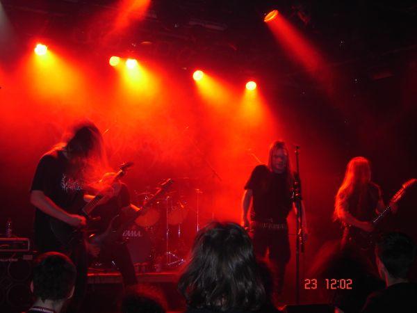 Angmar - Lyon's Hall, 07/05/2006