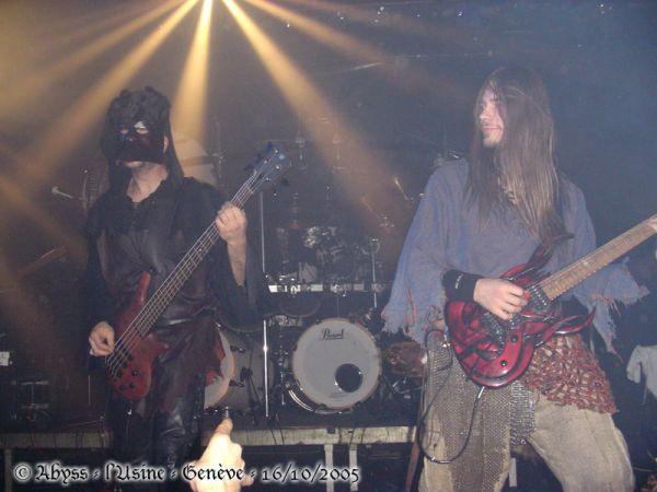 Arcturus - L'Usine, Genève, 16/10/2005