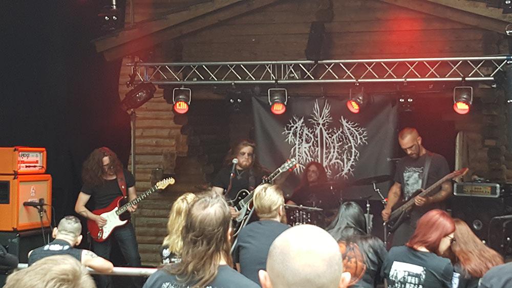 Arides - Forest Fest VI - 14/07/2017