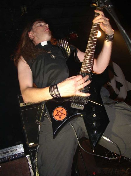 Arkhon Infaustus - CCO Villeurbanne, 10/09/2005