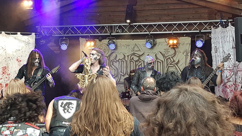 Asphagor - Forest Fest VI - 15/07/2017
