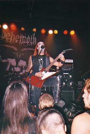 Behemoth - Hammer Smashed Fest, Lyon, 21/06/2003