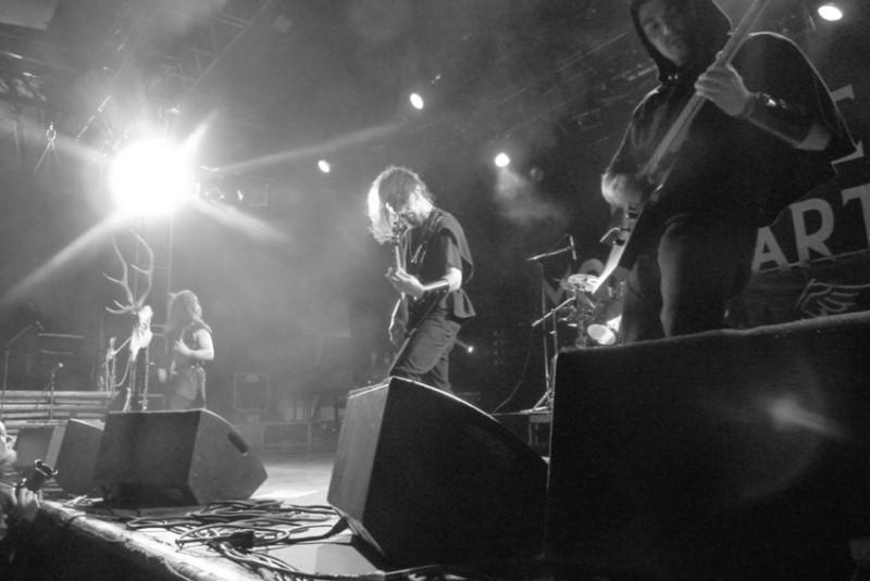 BELENOS @ Cernunnos Pagan Fest Iv ELYSEE MONTMARTRE