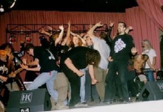 Benigthed - Underground Metal Festival II, 20/05/2004