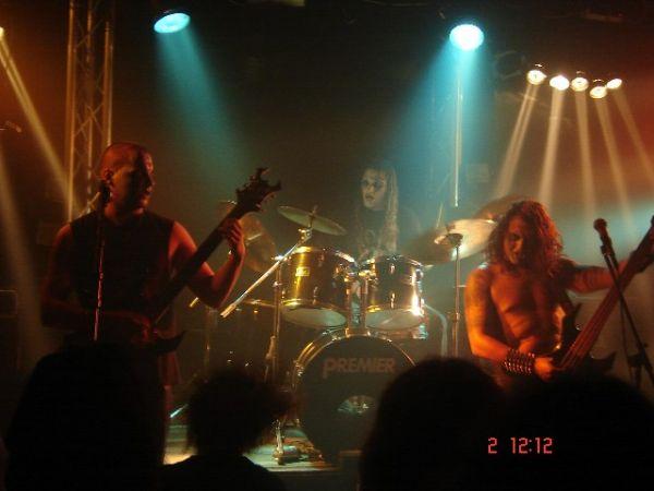 Besatt - Lyon's Hall, 02/09/2006