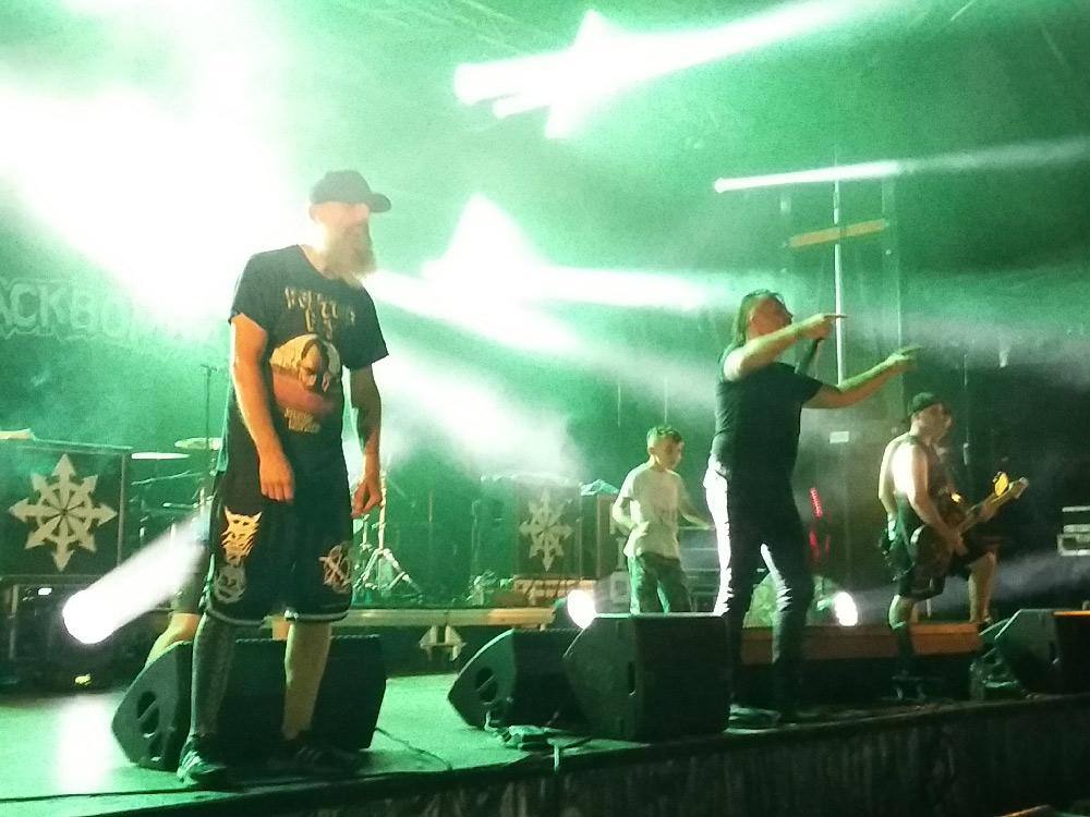 Black Bomb A - Panic Fest 4