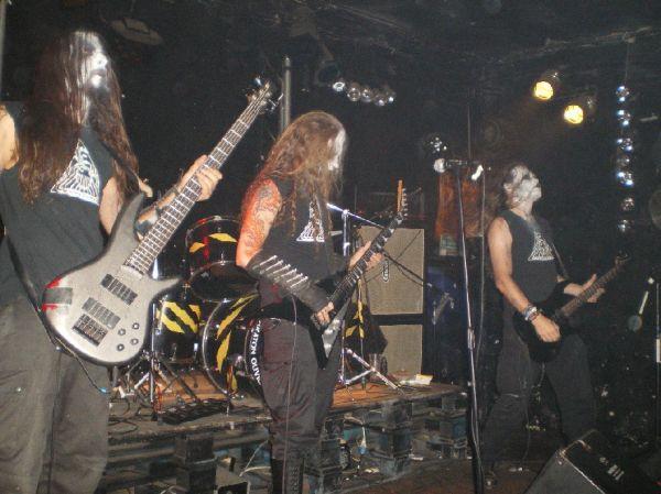 Blacklodge - Lyon's Hall, 24/09/2007