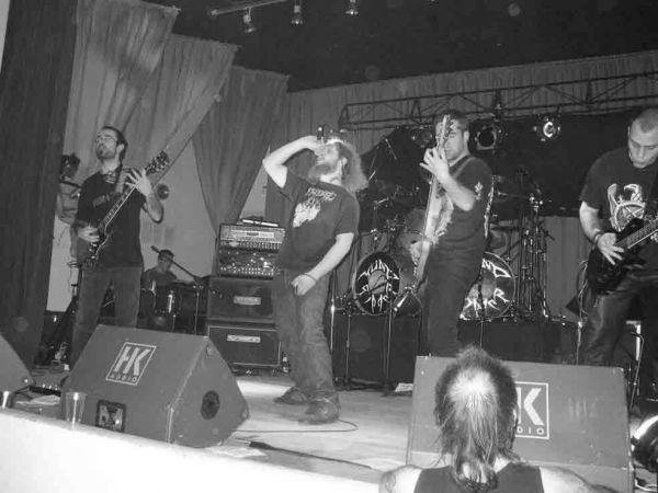 Butchery - Underground Festival III, Millery, 23/04/2005